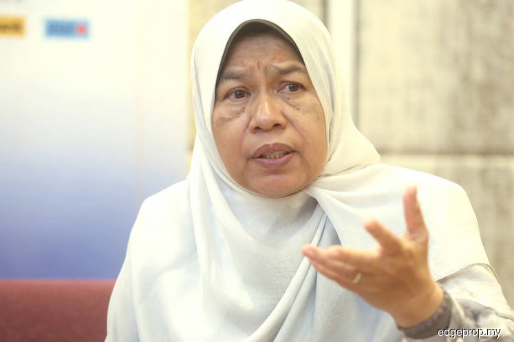 Zuraida: National Community Policy to improve livelihood of B40