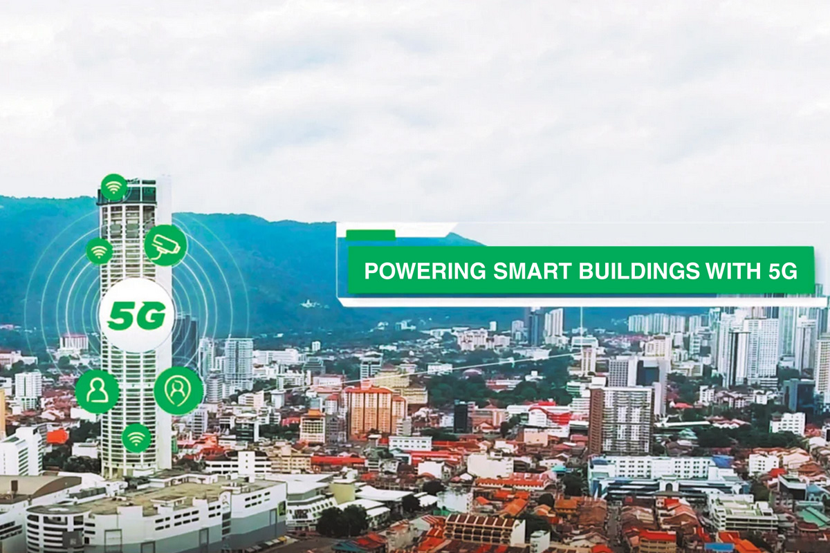 5G to facilitate boom in smart buildings