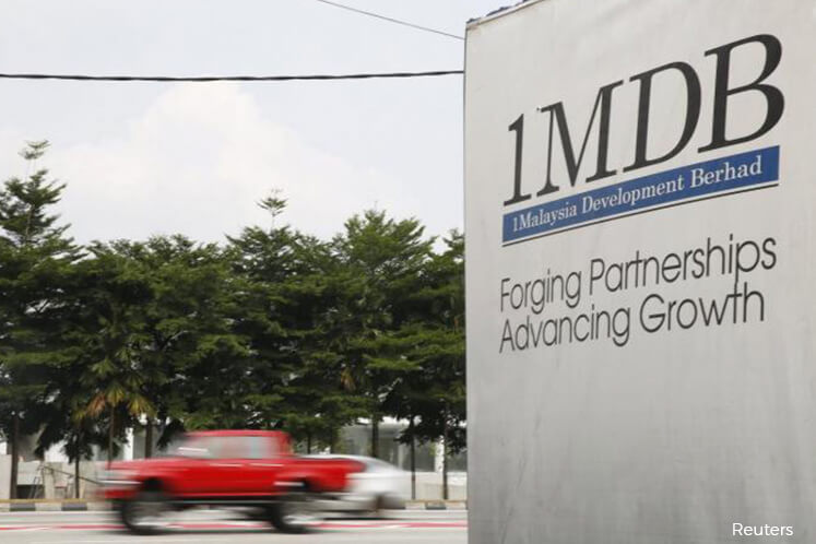 1MDB-Abu Dhabi deal irons out funds' tangled transactions
