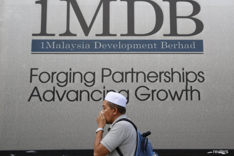 Malaysia's prime minister claims Goldman bankers 'cheated' country over 1MDB deals