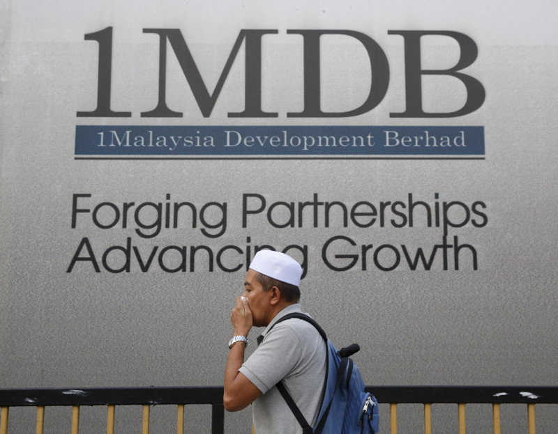 China dismisses WSJ's allegations about 1MDB bailout