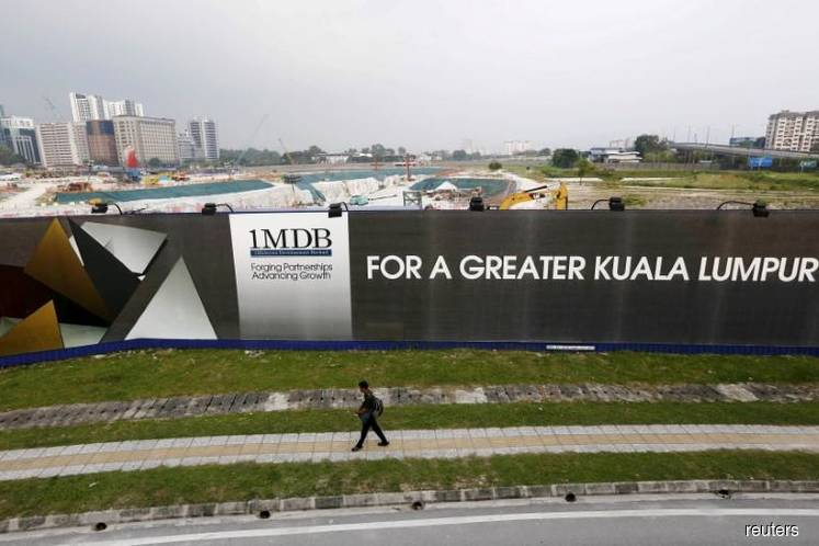 1MDB 2023 bonds rose 9 cents after Mahathir said will honour debt
