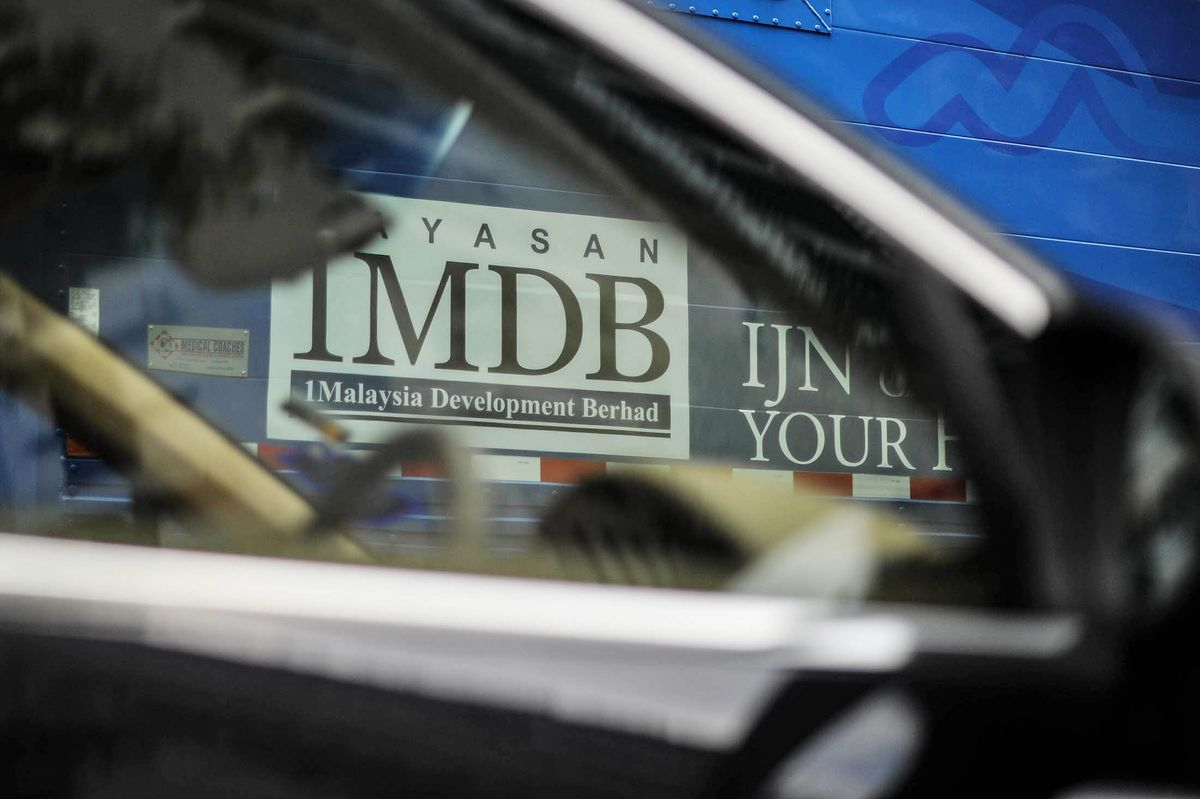 Ex-Justice official helped 1MDB's Jho Low funnel dirty money
