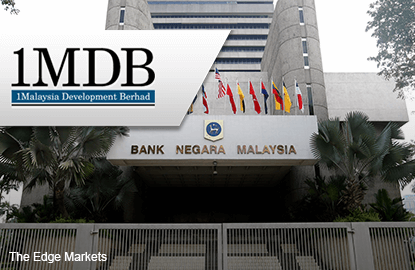 1MDB says respects authority and decision of central bank, to pay compound