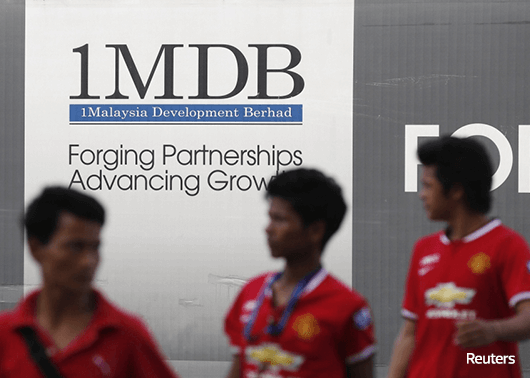 1MDB: No 1MDB employee is under remand