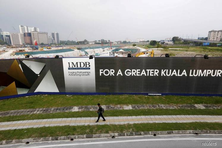 Goldman said to be in focus as officials meet on 1MDB approach