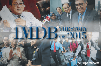 Story of the year: 1MDB The Story of 2015