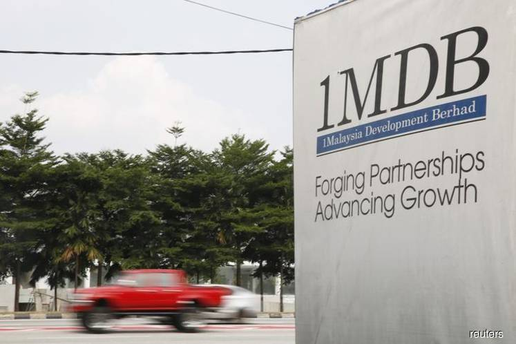 Finance Ministry settles 1MDB bond coupon payment