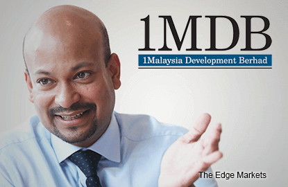 1MDB's Arul: I never admitted there was fraud