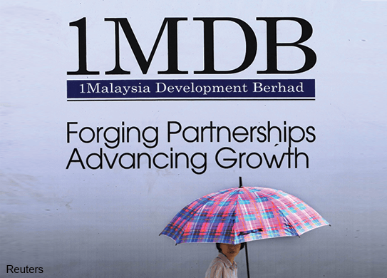 1MDB will continue to cooperate with A-G on the probe