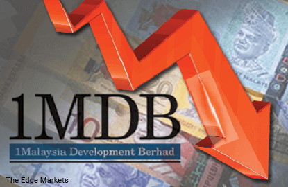 1MDB付息期限到 令吉继续下降