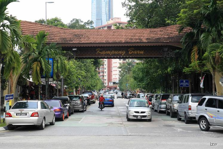 Politics and Policy: Another plan to redevelop Kampung Baru