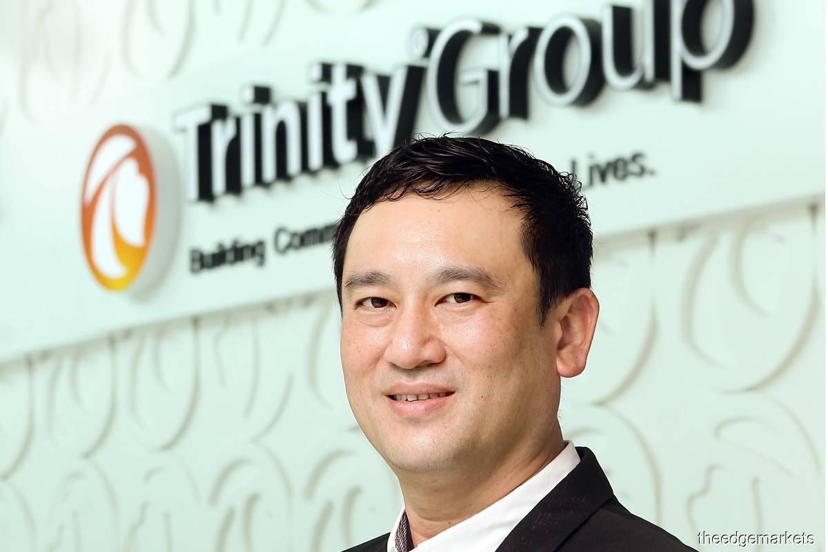 Trinity's founder and managing director Datuk Neoh Soo Keat