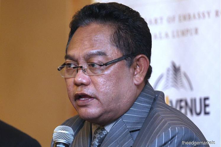 Ex-minister Noh Omar is new MISC chairman