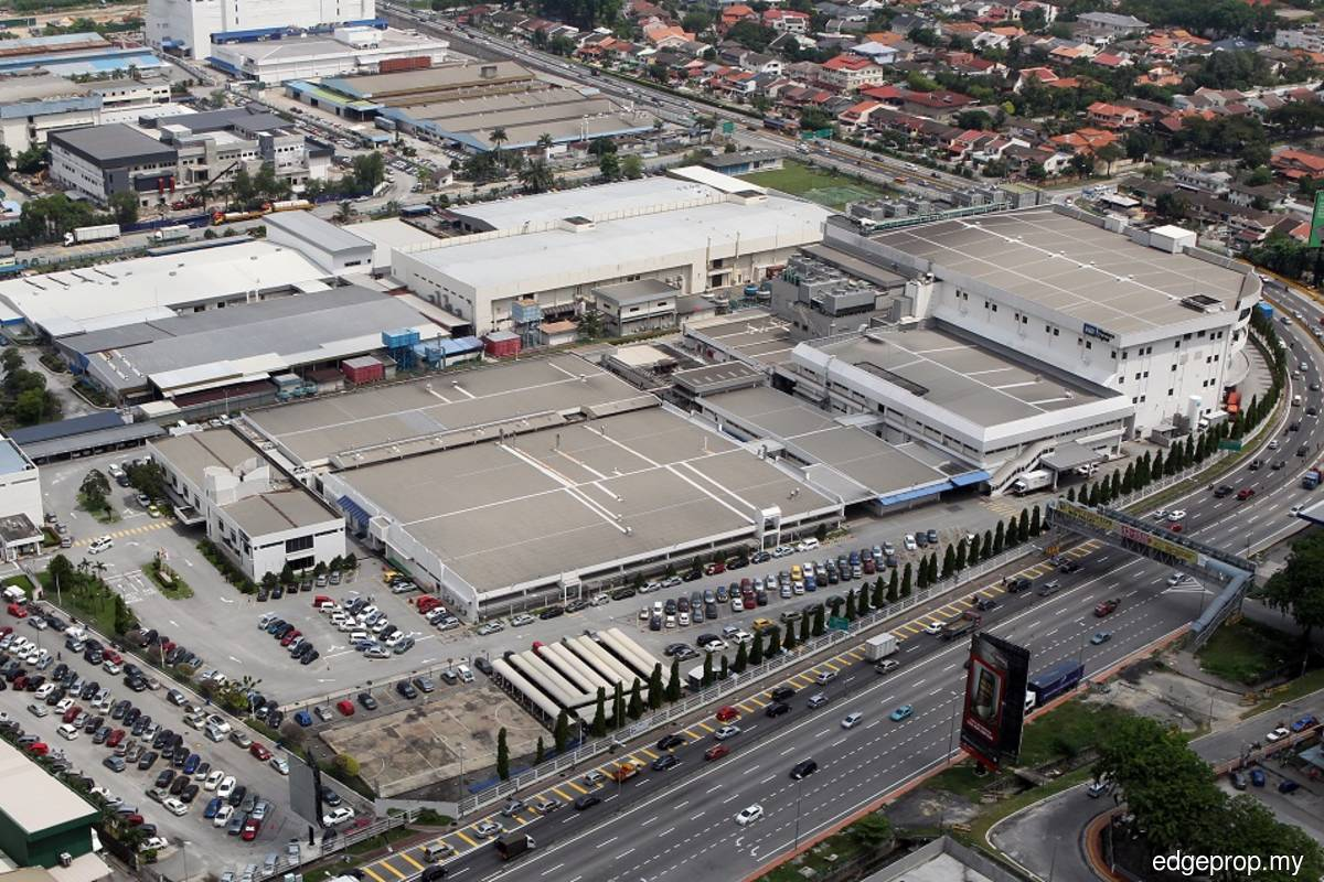 Taiwan's Wistron to purchase Western Digital plant in PJ, confirming The Edge report