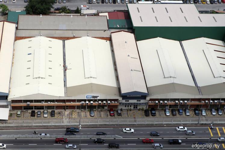 Western Digital plans to sell PJ factory