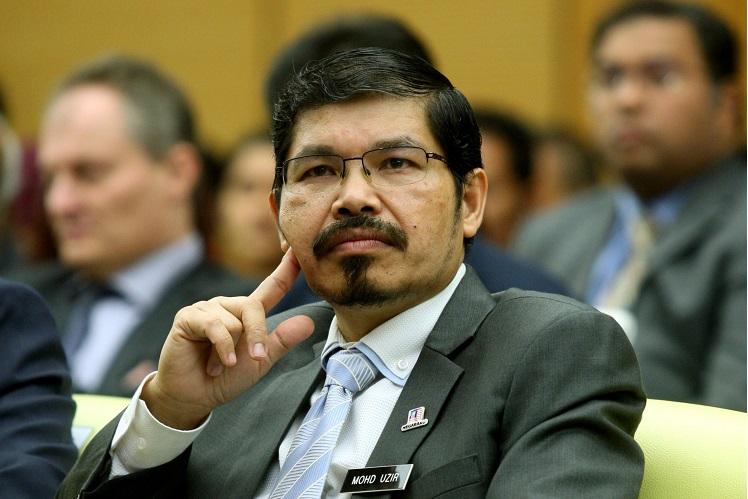 Datuk Seri Dr Mohd Uzir Mahidin, the Department of Statistics Malaysia chief statistician