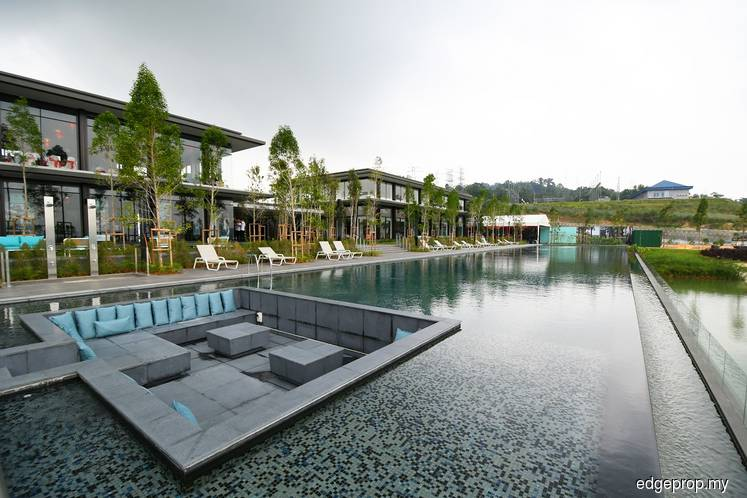 GuocoLand unveils Emerald Hills, targets 50% take-up rate for first phase by year-end