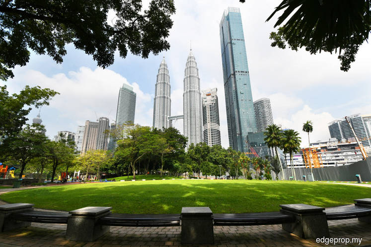 KL home prices fell this year, says Knight Frank