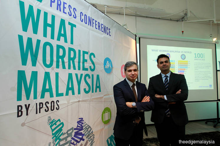 Corruption is Malaysians' top concern — survey