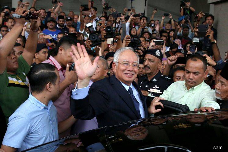 New 25 charges will allow me to clear my name, says Najib