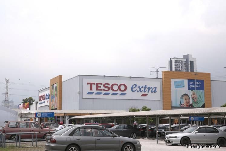 Tesco is planning property venture, says report