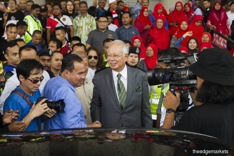 Najib's two graft cases moved to High Court, case management on Nov 29