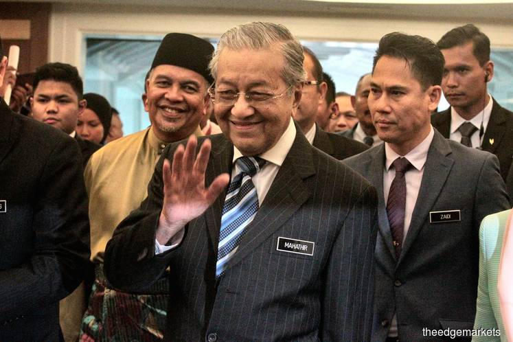 Putrajaya is spending within its means, says Dr M