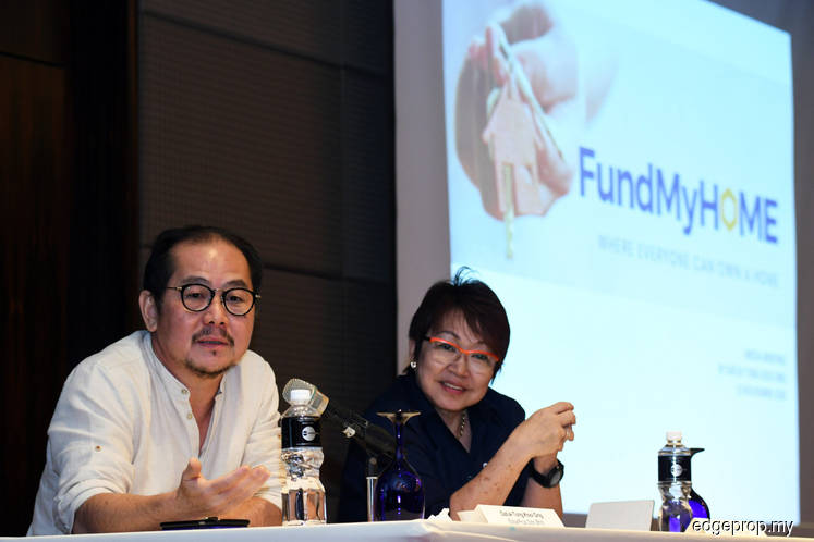 Tong: FundMyHome is an option for homebuyers, not a solution for all