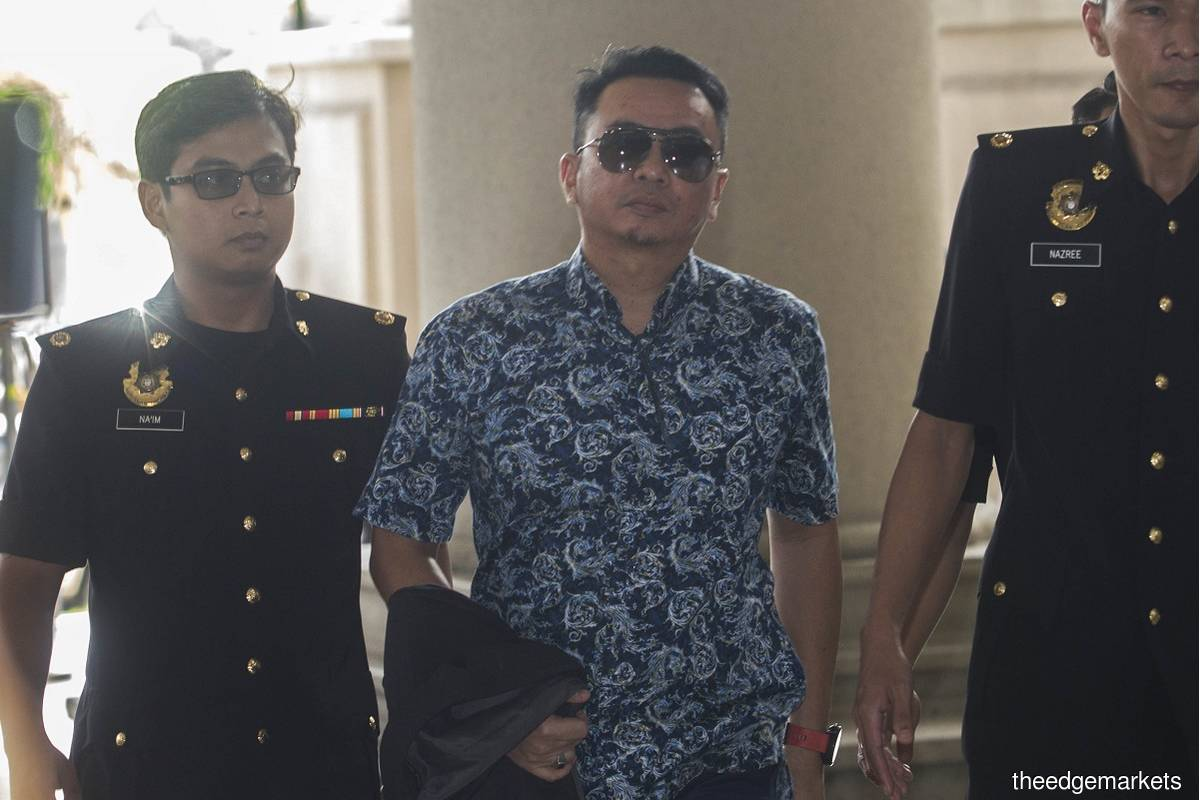 Rosmah's ex-aide denies cutting a deal with prosecution to testify against her