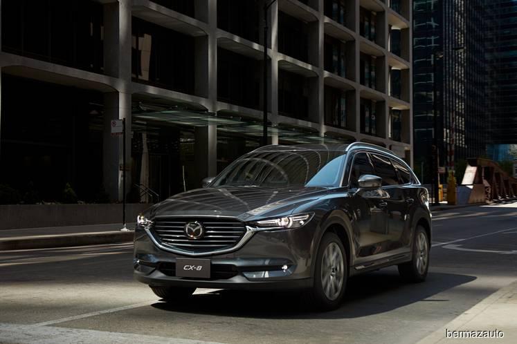 Chairman: Bermaz to sell 2,000 Mazda CX-8 units/year in Malaysia