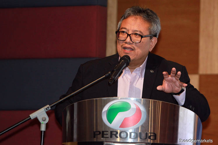 Perodua expects Aruz SUV sales to cross 2,000 units per month