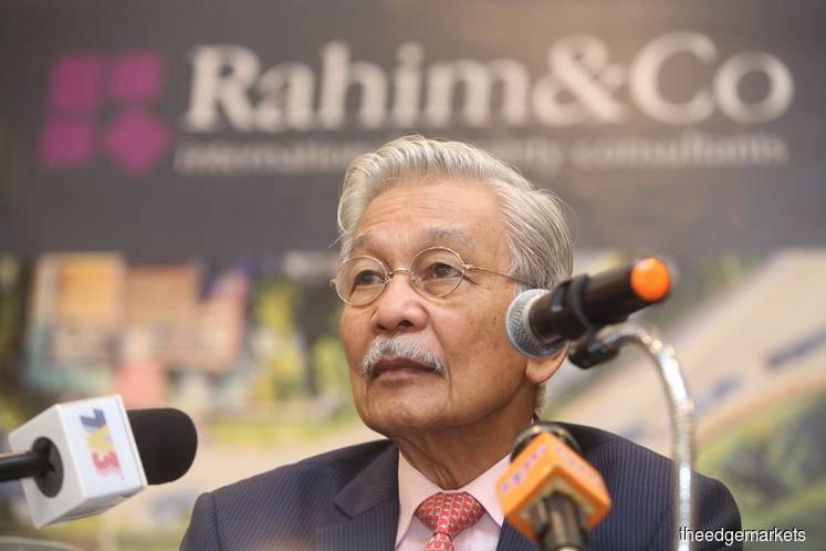 Rahim & Co: Don't be overly concerned with the overhang