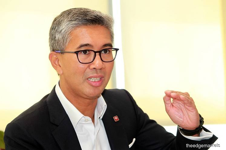 Tengku Zafrul: The World Bank, International Monetary Fund (IMF), ratings agencies and analyst are all projecting that Malaysia will post a strong growth in 2021. So, the national budget must be there to accommodate and facilitate this growth.