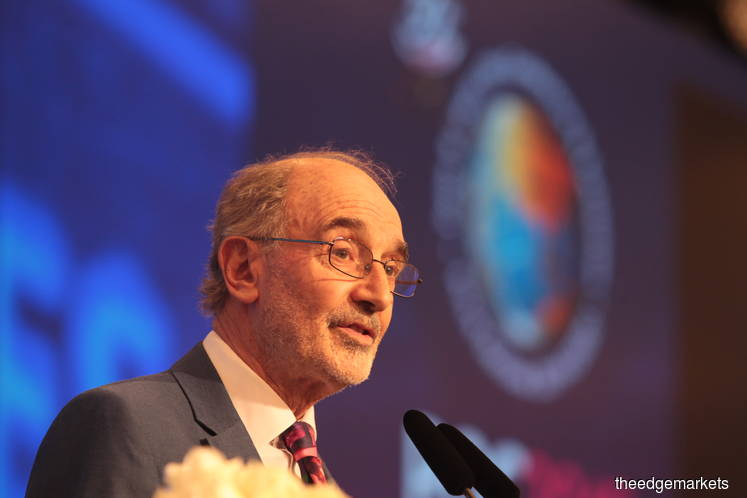 LMC International Ltd chairman Dr James Fry