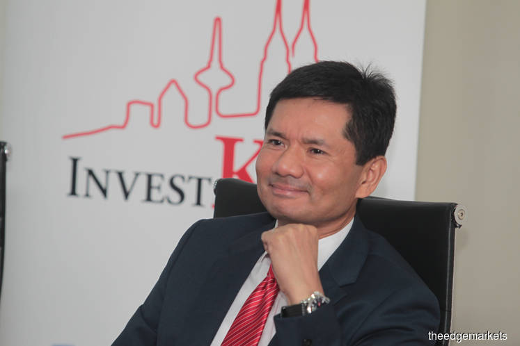 InvestKL CEO Zainal to step down on July 10