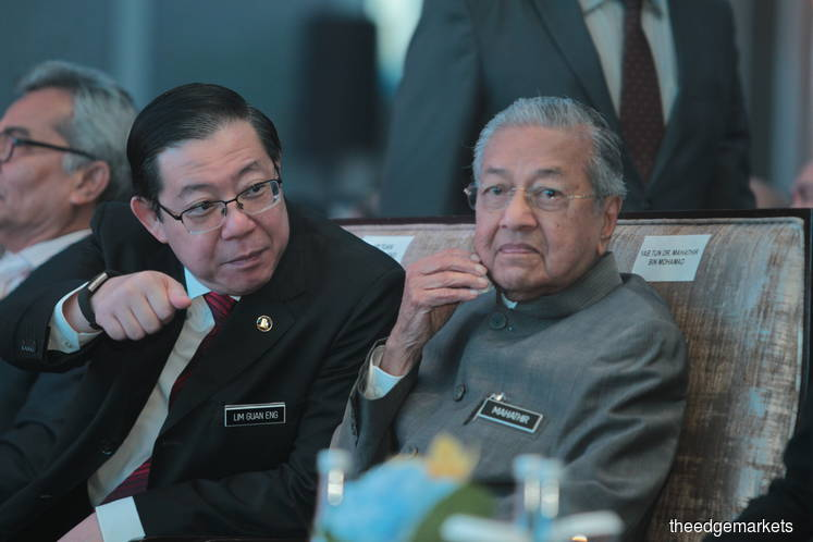 Guan Eng '100% confident' Pakatan Harapan govt will do better than BN