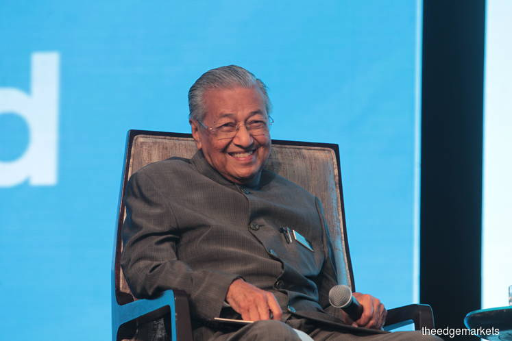 Dr Mahathir to make three-day visit to UK from June 15