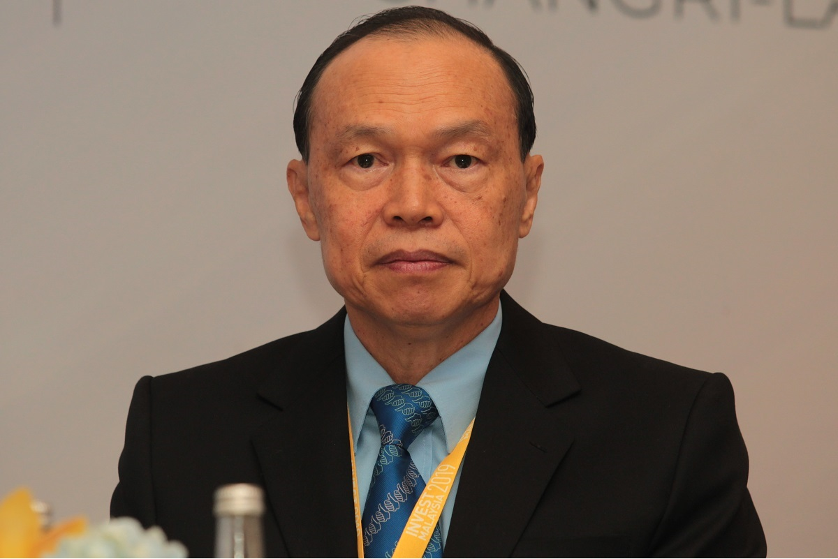 Tan Sri Dr Lim Wee Chai (Photo by Mohd Suhaimi Mohamed Yusuf/The Edge)