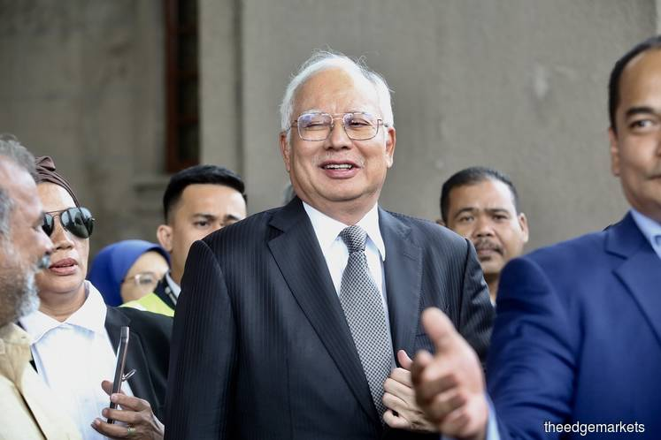 Najib hits out at ruling coalition's silence on 1990s land deals: Report
