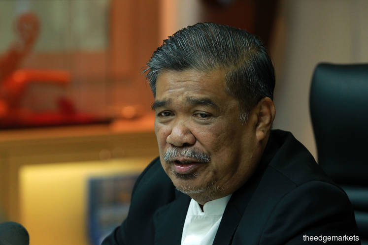 Malaysia emphasises Asean centrality at grouping's defence ministers' meet — Mohamad Sabu