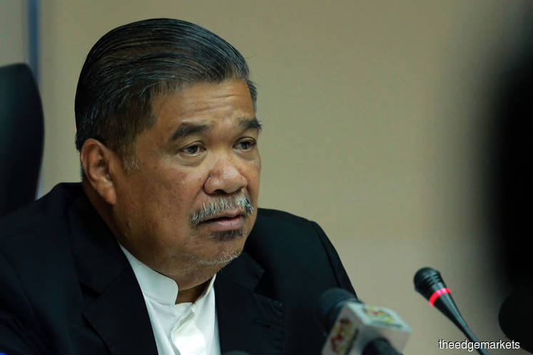Refuting claims of delay, Mat Sabu says Defence White Paper will be tabled this Parliamentary session
