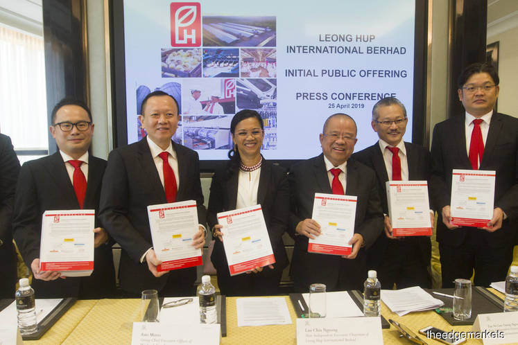Leong Hup International eyes RM275m from IPO for expansion