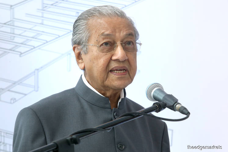 Dr Mahathir: Industrialised building system crucial to provide ample affordable homes