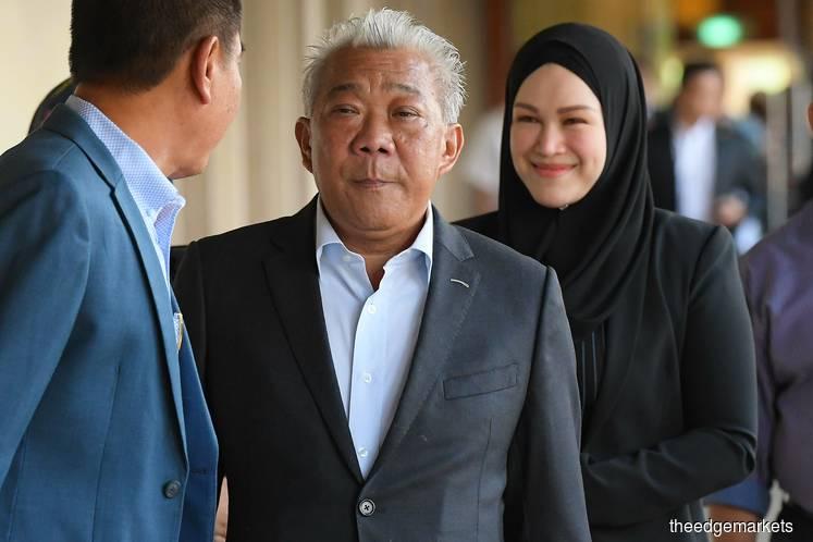 Bung Moktar-Zizie Izette graft case fixed for hearing before Sessions Court on Jan 2