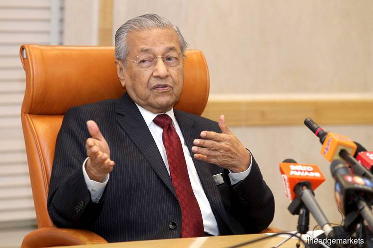 Dr Mahathir: Diligence, trustworthiness and discipline should become a culture of success