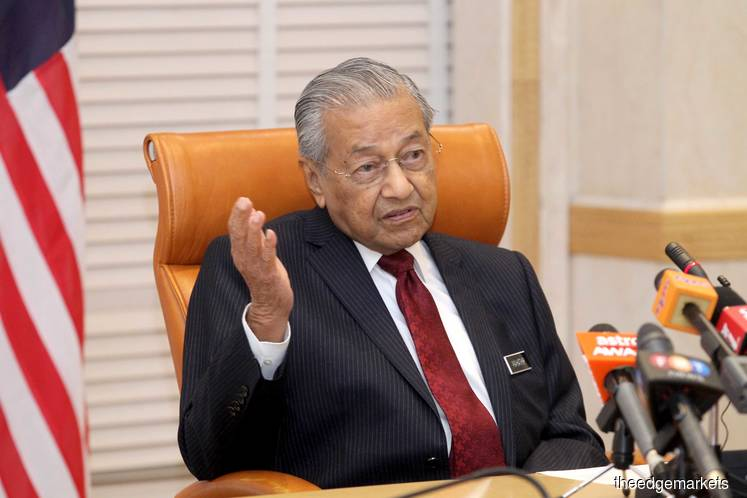 There will be no Cabinet reshuffle, says Dr M