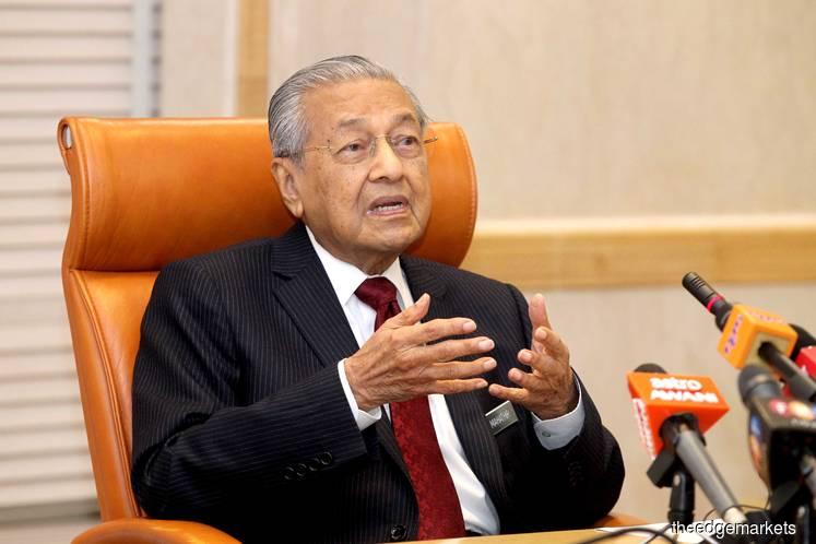 Dr Mahathir: Strange that Najib could still act innocent during 1MDB investigation