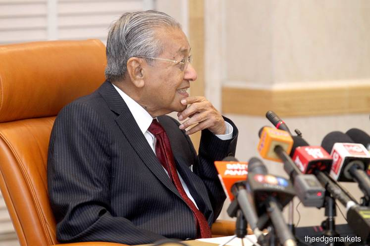 Baffling how PAS and Umno can join hands, Dr M says in Malaysia Baharu anniversary speech