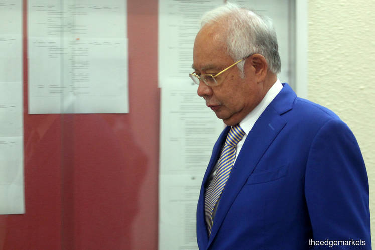 Najib supported SRC's request for RM3.95b loan from KWAP — letter